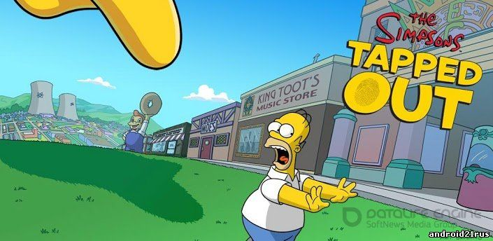 теги скачать the simpsons tapped out the simpsons tapped